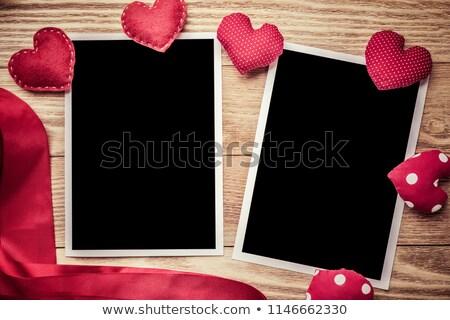 dos · corazones · foto · edad · fotos · fotos - foto stock © neirfy