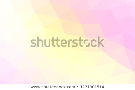 soft pink color low poly abstract background Stock photo © SArts