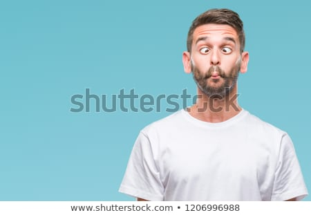Funny grimaces. Stock photo © Fisher