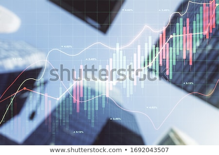 Growing Stock Market Trends Stock photo © Lightsource