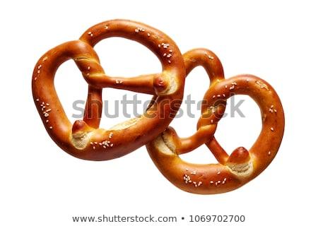 two pretzels stock photo © fisher