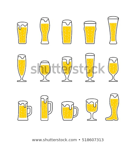 Stock photo: Imperial Pint Beer