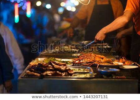 дрова · подготовленный · ритуал · огня · Индонезия · Бали - Сток-фото © galitskaya