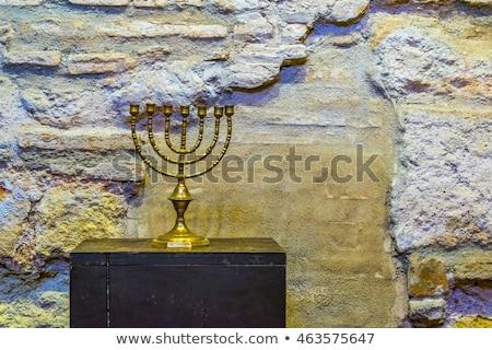 синагога Испания исторический квартал здании путешествия Сток-фото © borisb17