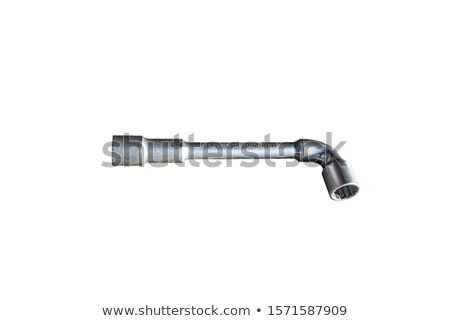 handle double wrench stock photo © vladacanon