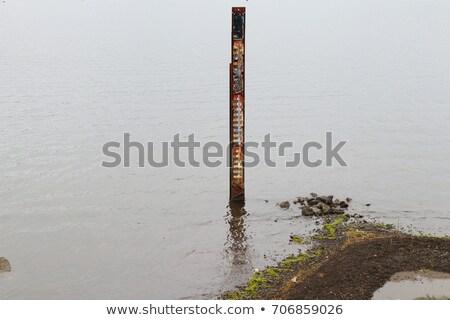 árapály kaliber pólus mér magas víz Stock fotó © photohome