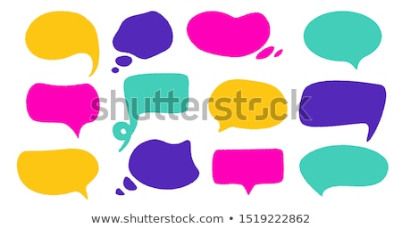 résumé · multiple · coloré · chat · ballons · fond - photo stock © pathakdesigner