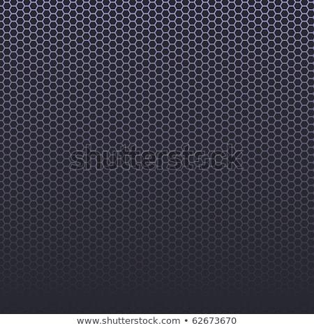 Fibra di carbonio eps vettore file abstract frame Foto d'archivio © beholdereye