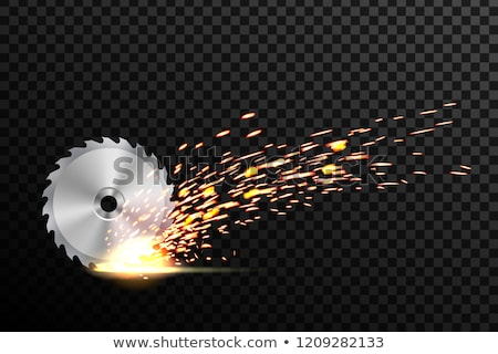 saw blade for grinder Stock photo © robertosch