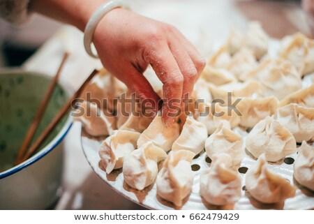 Printemps festival Chine porc Photo stock © billperry