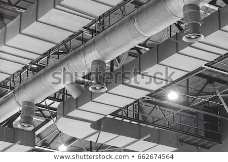 Industrial Air Duct and Vent Stock photo © pixelsnap