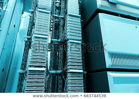 IT System adminstrator Stock photo © Ronen