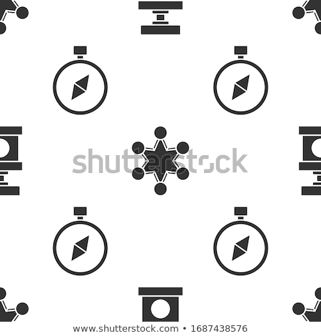 Stock photo: Set Icons Detonating Fuse And Dynamite Vector Illustration