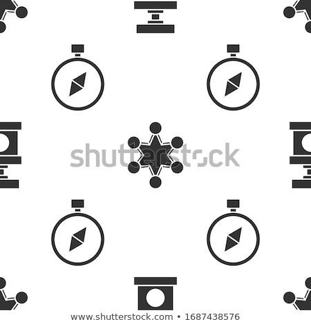 set icons detonating fuse and dynamite vector illustration Stock photo © konturvid