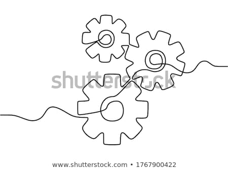 one gear stock photo © make