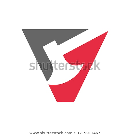 vector crossed ax in shield icon Stock photo © freesoulproduction