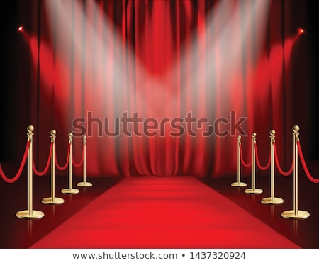 Red Carpet Background stock photo © njnightsky
