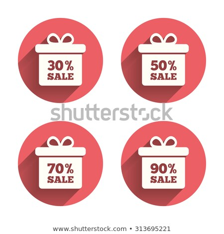 Best Deal Pink Vector Button Icon Stock photo © rizwanali3d