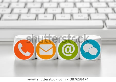 internet · sito · pagina · e-mail - foto d'archivio © zerbor