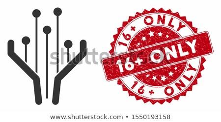 18 · papieru · wydruku · atramentu - zdjęcia stock © imaster