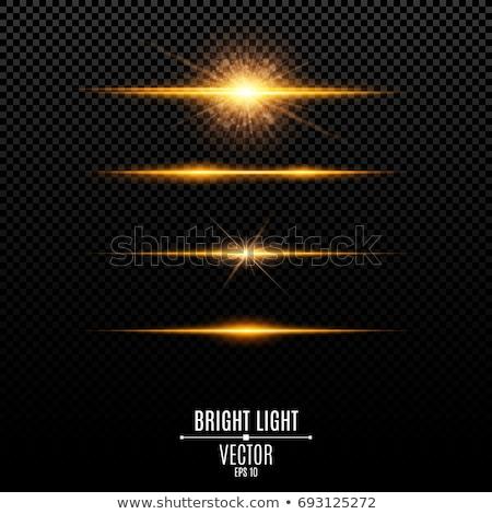 orange lights Stock photo © marinini
