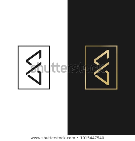 letter w brand logo design in golden style stock photo © sarts