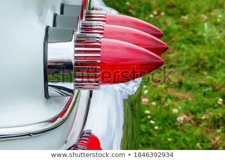 Big taillight  stock photo © andreasberheide