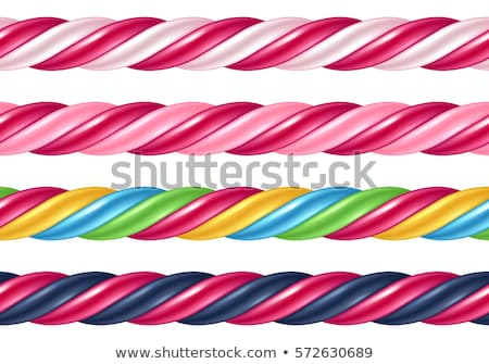 Candy Border Stock photo © barbaliss