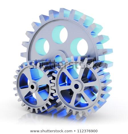 inżynierii · proces · metal · narzędzi · mechanizm · projektu - zdjęcia stock © tashatuvango