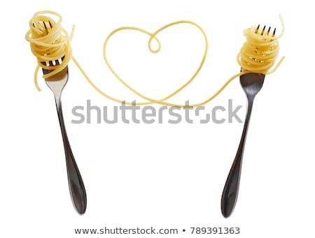 Spaghetti Symbol Stock photo © Lightsource