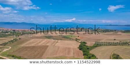 Görmek Yunanistan manzara Avrupa Yunan Stok fotoğraf © boggy