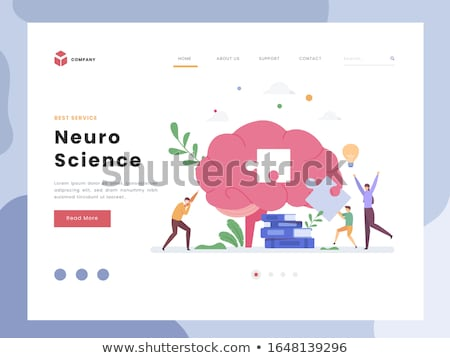 AI And Neuroscience Stock photo © Lightsource