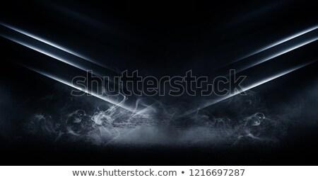 zwarte · ruw · lijn · cijfer · illustratie - stockfoto © Blue_daemon