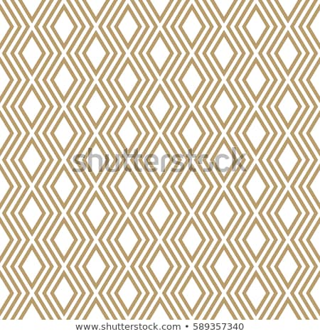 Vector seamless subtle pattern. Geometric stripes ornament. Simple thin lines background. Stock photo © samolevsky
