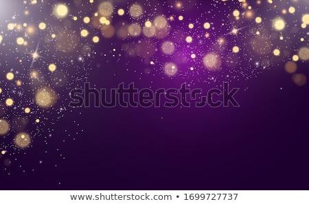 Сток-фото: аннотация · Blur · Purple · Рождества · фары · вечеринка
