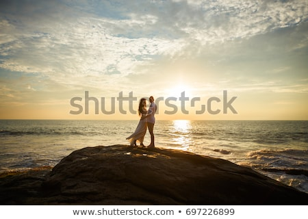 Couple in a mood with one another Stock photo © photography33