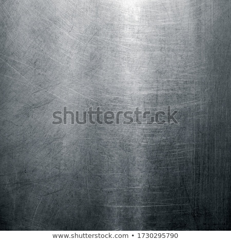 brushed metal plate template background stock photo redpixel