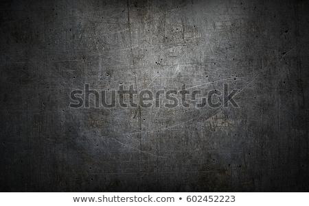 Grunge Metal plaka boya arka plan Stok fotoğraf © mtkang