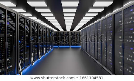 datacenter server Stock photo © kyolshin