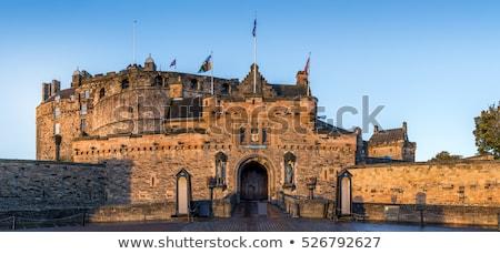 Edinburgh Castle, Scotland Stock photo © TanArt