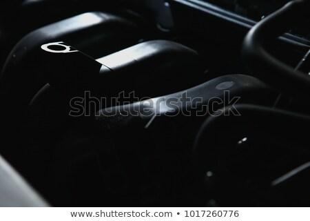 ağır · kamyon · motor · demir · motor - stok fotoğraf © pxhidalgo