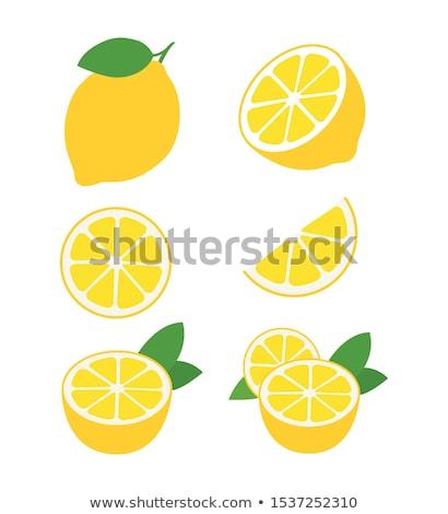 レモン · チーズケーキ · スライス · 選択フォーカス · チーズ · デザート - ストックフォト © m-studio