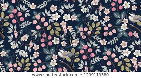 romantische · bloemen · verticaal · banners · vector · tuin - stockfoto © kostins