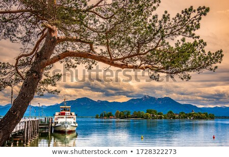 Stock photo: Lake Chiemsee