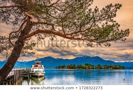 Stock photo: Lake Chiemsee
