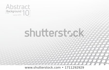 Light grey abstract smooth wavy background Stock photo © saicle