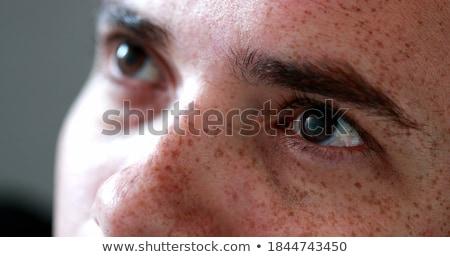 человека · помочь · изолированный · серый - Сток-фото © fuzzbones0