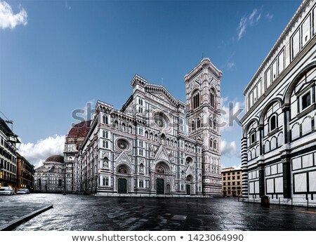 Kathedraal Toscane Italië kunst Stockfoto © imagedb