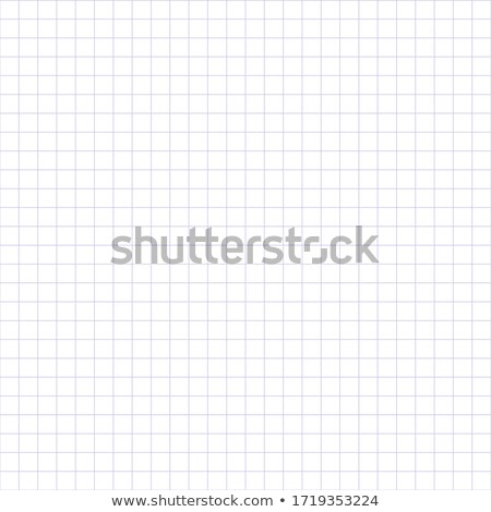 school background with squared sheet stock photo © voysla