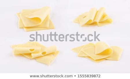 emmental cheese slice Stock photo © Digifoodstock